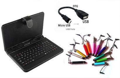Obal na tablet s klávesnicou