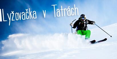 Lyžovačka v Tatrach