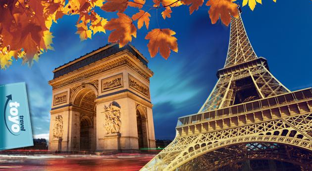 Spoznajte nádherný Paríž a užite si čarovné chvíle v rozprávkovom svete Disney postavičiek! Nové termíny!
