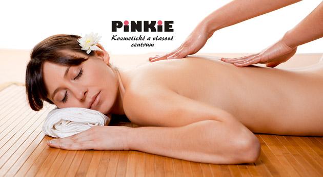 Klasická 45 alebo 60-minútová masáž či výhodná permanentka na 3 vstupy v blízkosti Polusu