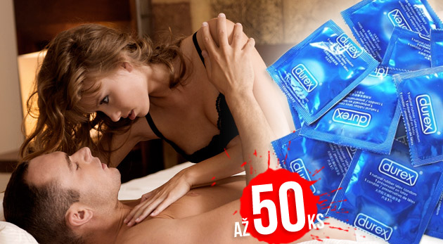 Vzrušujúce zážitky bez zábran s kondómami DUREX Extra Safe!