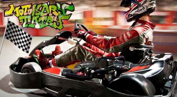 Adrenalín na kolesách - Motokáry Tatry