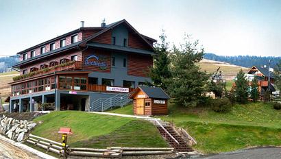 Hoteli Bachledka Strachan