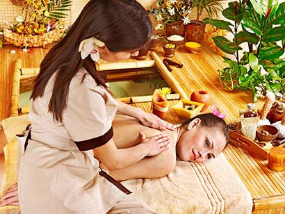 thajska masaz