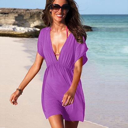 7ca92ef44d6 Dámske plážové šaty