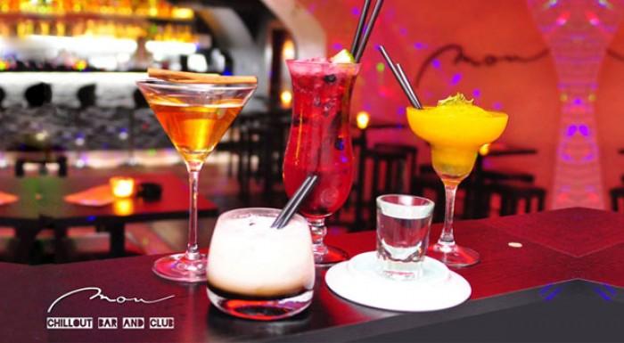 Miešaný drink - na výber z piatich druhov