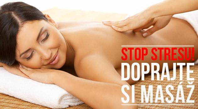 Uvoľňujúca klasická alebo relaxačná masáž. Úľava v rukách profesionálov!