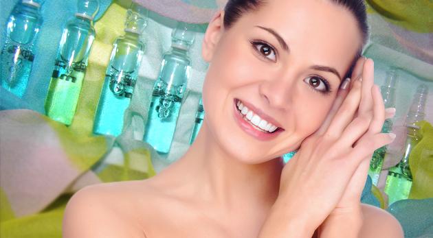 Ampulková profi-kúra na vyhladenie lokálnych i celoplošných vrások na tvári. Vyskúšajte tzv. botox bez ihiel!