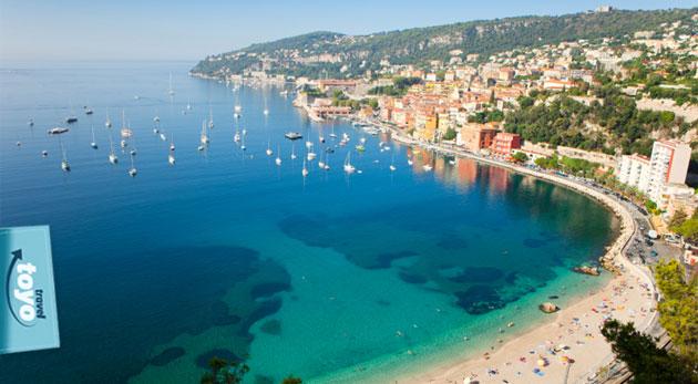 Perly francúzskej riviéry - Monako a Nice a kúpanie v azúrovom mori. Skvelý 4-dňový letný zájazd vrátane dopravy a raňajok!