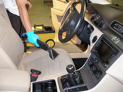 Umytie a tepovanie vozidla