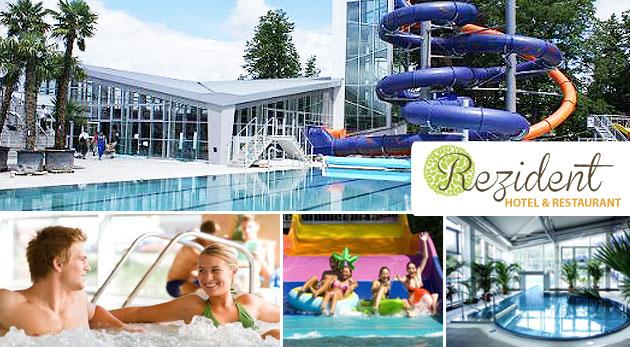 3-dňový pobyt pre 2 osoby v Hoteli Rezident exclusive (nástupné dni nedeľa až streda) za 89€