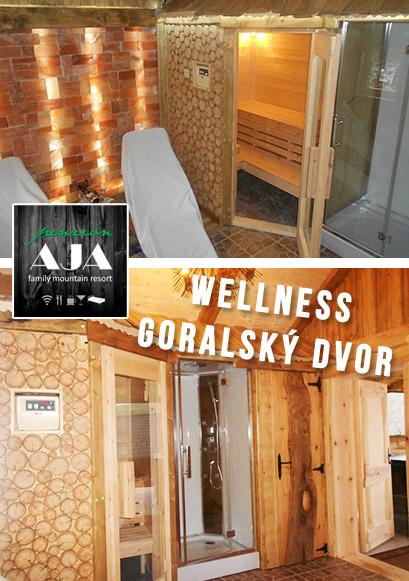 Wellness goralský dvor