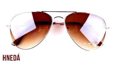 pilotské okuliare