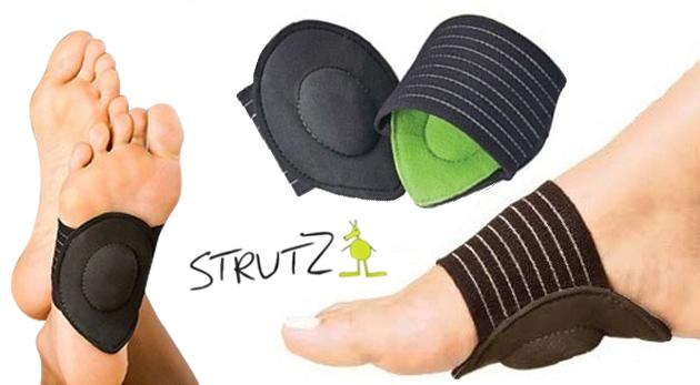 Klenbové podložky Strutz - múdra pomôcka pre úľavu od bolesti a správne držanie tela