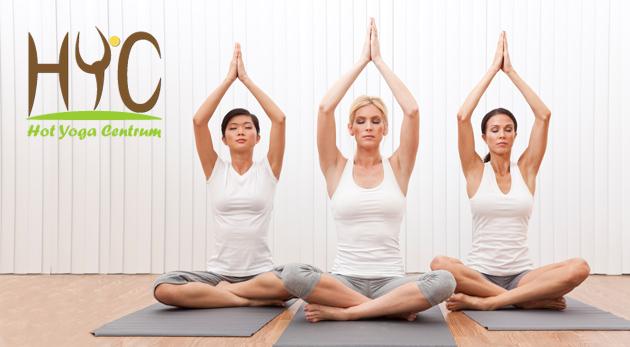 HOT YOGA - intenzívna detoxikácia, skvelé uvoľnenie mysle a efektívne chudnutie už po prvej hodine. Hot Yoga očarila svet, očarí aj vás?