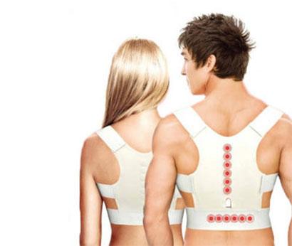 Pomôcka na správne držanie tela
