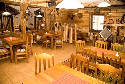 Reštaurácia chata Koliesko