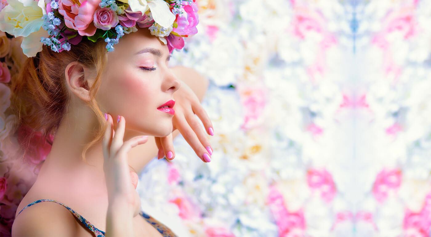 Kozmetické ošetrenie tváre revolučným prístrojom Slimwave a masáž jadeitovým kameňom v salóne Perfect Body