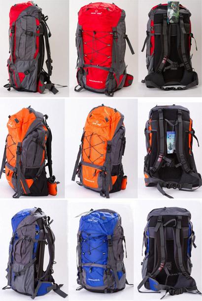 Expedičné batohy