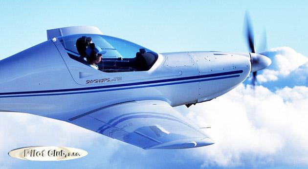 Zažite fantastický let luxusným športovým lietadlom WT9 Dynamic letiacim až 250 km/hod. vami vybranou trasou s možnosťou pilotovania
