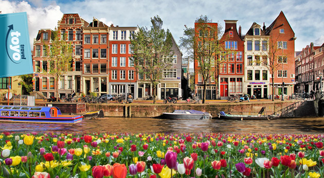 Návšteva a prehliadka skvostov Amsterdamu a živého skanzenu Zaanse Schans