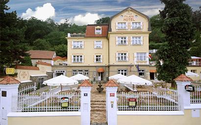 Hotel Villa Milada****