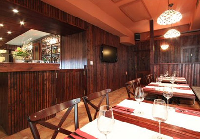 Reštaurácia Hotel Villa Milada****