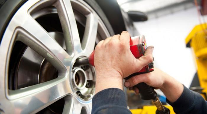 Prezutie a kompletné vyváženie pneumatík