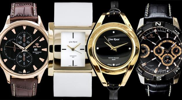 e2e7c0db9 Dámske alebo pánske hodinky zn. GINO ROSSI | ZaMenej.sk