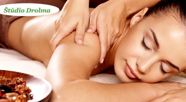 Celotelová masáž počas celej jednej hodiny
