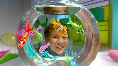 roboticka ryba