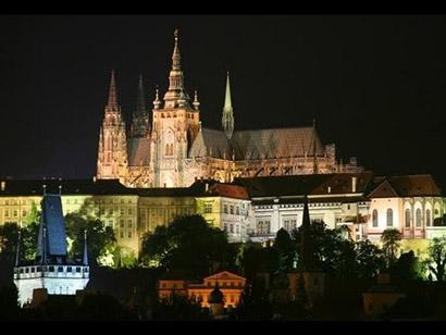 Adventná Praha