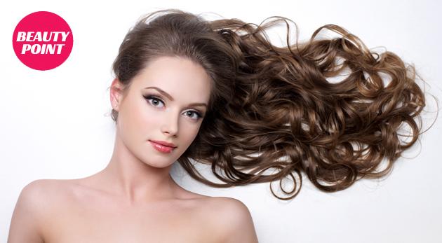 Farbenie alebo melírovanie vlasov vrátane regenerácie a konečného stylingu  za 19 5245cc914b6