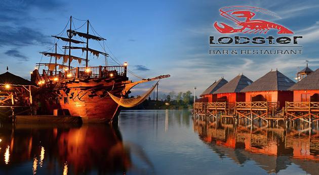 Fotka zľavy: Exotický pobyt v Penzióne Lobster na Slnečných jazerách v Senci už od 74€. Na výber pobyt s raňajkami alebo polpenziou a vstupom do aquaparku. Zažite exotiku na Slovensku!