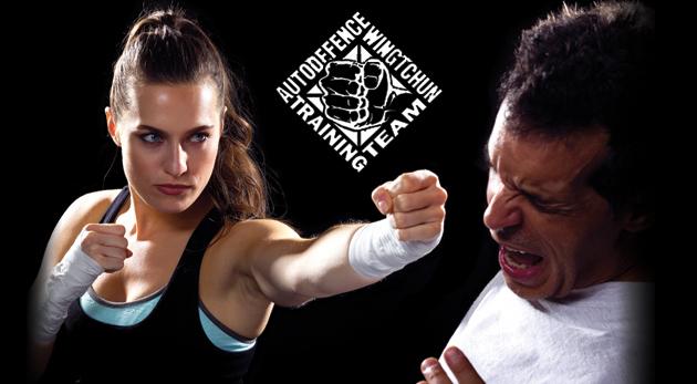 Kurz sebaobrany Wing Tchun Kung fu v trvaní 6 týždňov - naučte sa brániť v nebezpečných situáciách!
