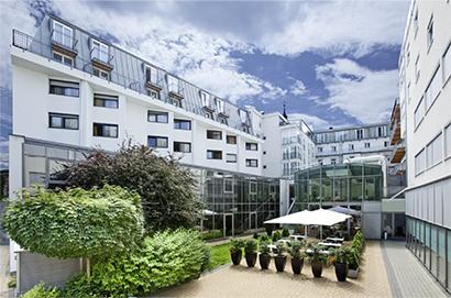 Rakusko Hotel Grauer Bär****