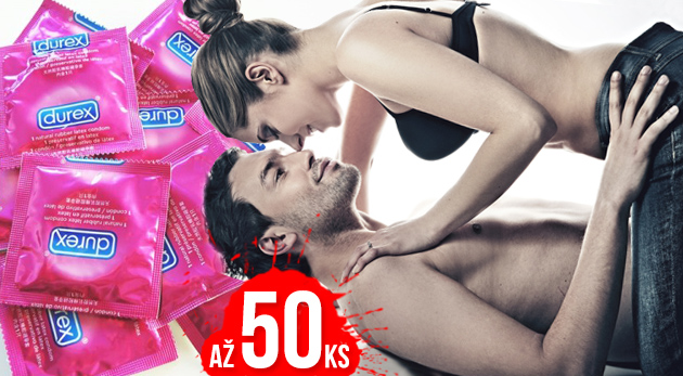 Exkluzívne balíčky pre jesenné zážitky bez zábran s kondómami Durex