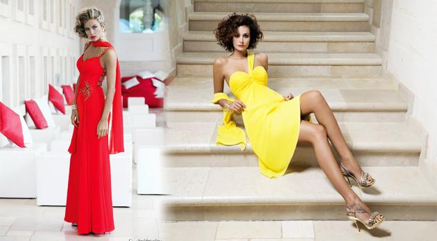 Fotka zľavy: Krátke či dlhé luxusné spoločenské šaty z najväčšieho Salónu Incato v Košiciach spolu s doplnkami už od 27€. Zvýraznite svoju krásu a očarte celú spoločnosť!