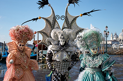 Benátsky karneval od Prima Travel