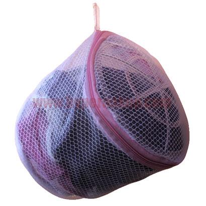Košik na pranie podprseniek a jemného prádla