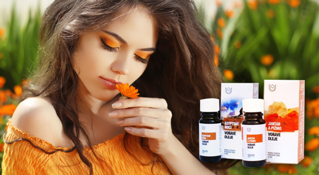 Prírodné a vonné éterické oleje - vyskladajte si balík 6 vôní až zo 45 druhov