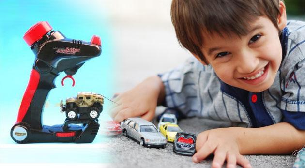 Fotka zľavy: Autíčko na diaľkové ovládanie RC Huricane len za 10,90 €. Potešte svoje deti touto klasickou hračkou!