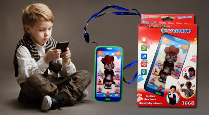 Detský mobilný telefón na výučbu angličtiny