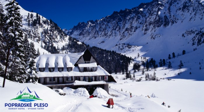 Fotka zľavy: Relax v Horskom hoteli Popradské Pleso