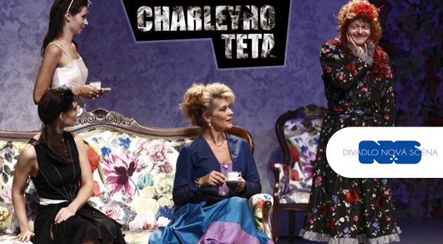 Komédia Charleyho teta - prvotriedny anglický humor na javisku Divadla Nová scéna