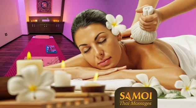 Fotka zľavy: Exkluzívna kokosová masáž v salóne SAMOI Thai Massages len za 33 €. Nechajte sa rozmaznávať rukami profesionálnych masérok z Thajska!