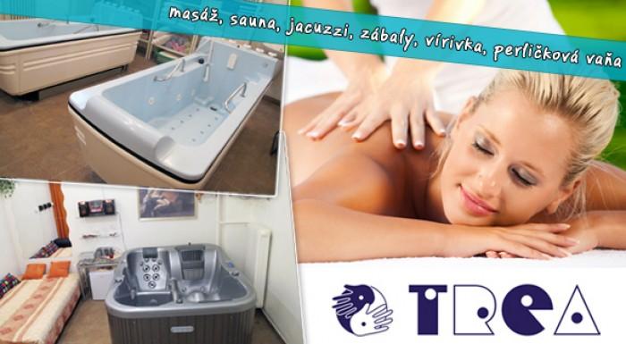 Všestranný kupón pre vaše zdravie a relax. Masáže, sauna, vírivka pre dvoch, termoterapia a oveľa viac.