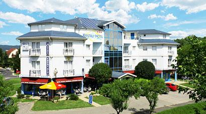 Krystaly Hotel