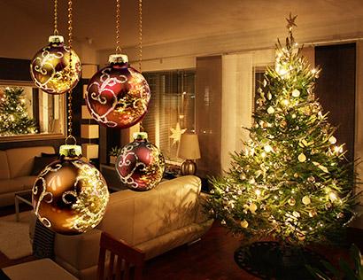 zivy vianocny stromcek