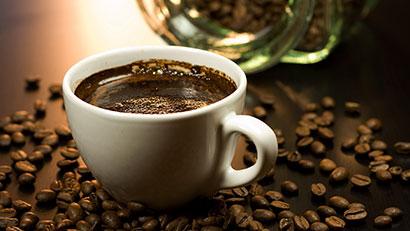 kava zo strudlou
